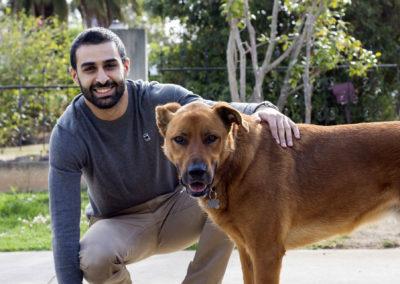 Chantelle - Dog Pet Photography Example - Rawad Tony Photograph