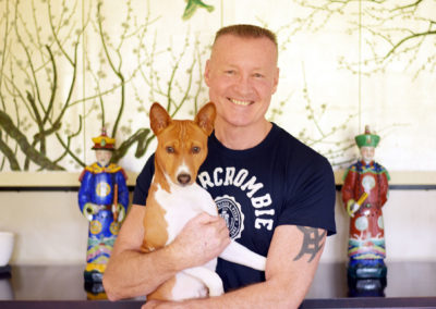 Jeff and Zen - Dog Pet Photography Example - Rawad Tony Photography